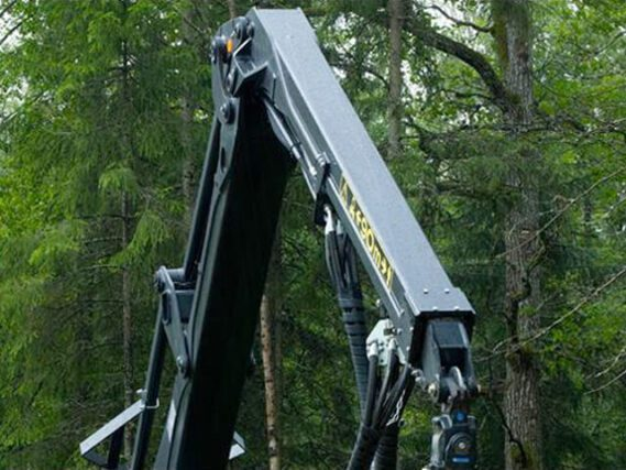 Forwarder Crane: CF8