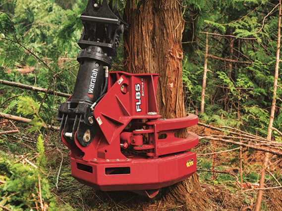 Felling Head: FL85 Series II