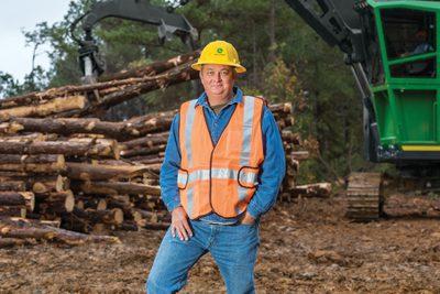 Kevin Harrison, President, Harrison Logging Inc.